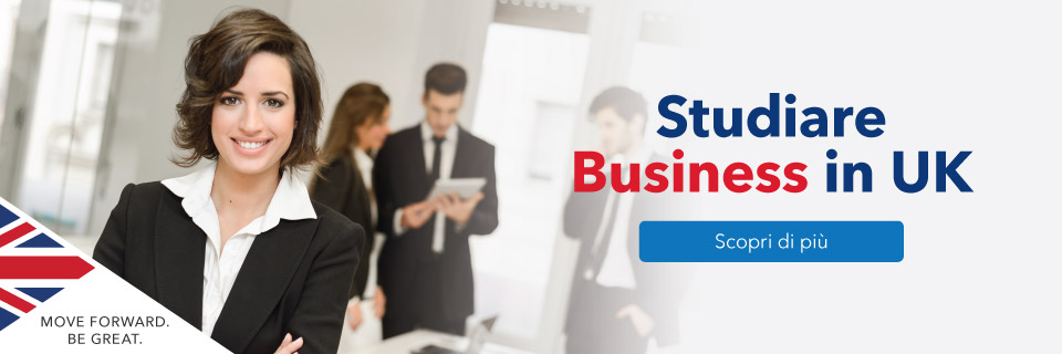 Business Courses UK for Italian Students