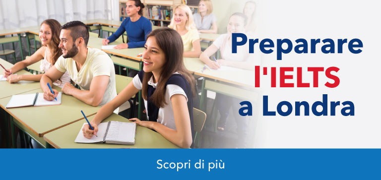 IELTS Italian Students UK University Entry
